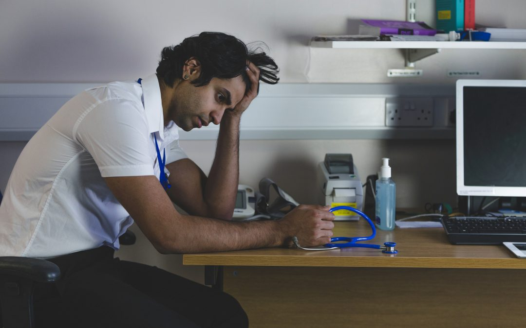 Burnout common throughout medical career