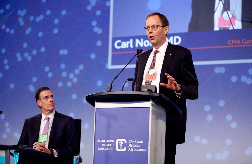 Physicians must lead in integrating Canadian health care