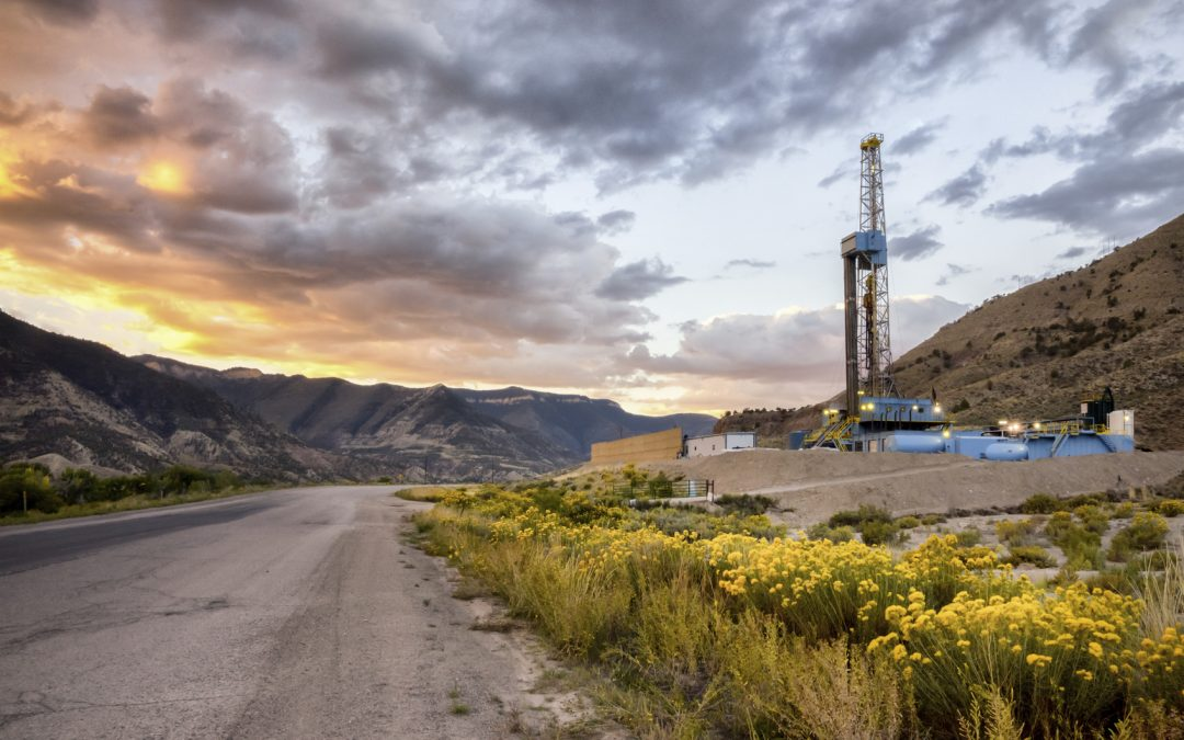 Fracking tied to cancer-causing chemicals