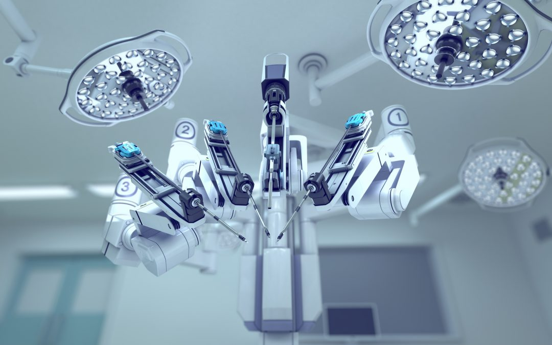 Plan needed to make the most of robots, AI in health care