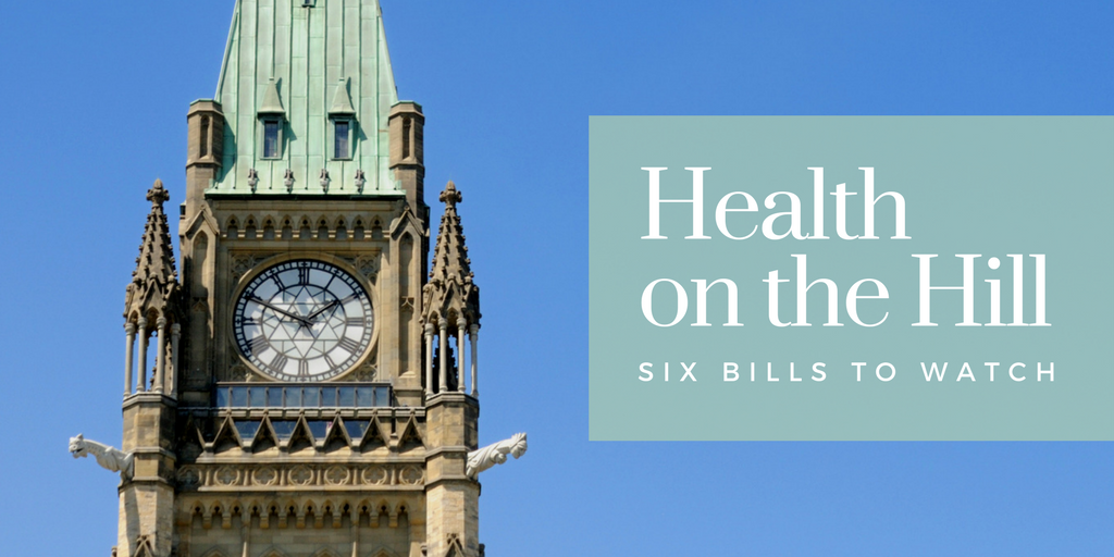 Health on the Hill: Six health bills to watch