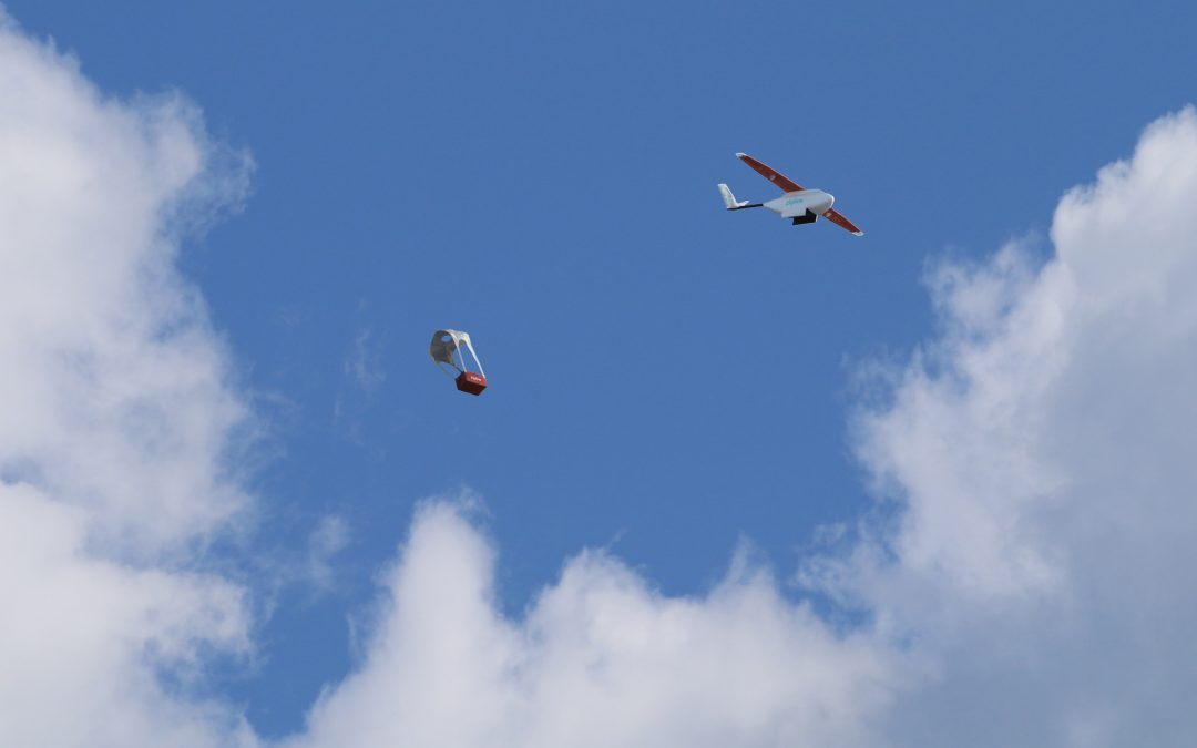 Blood-delivering drones saving lives in Africa and maybe soon in Canada