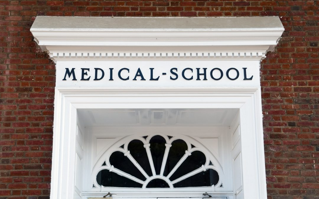 Do students enter medicine for money and prestige or to be of service?