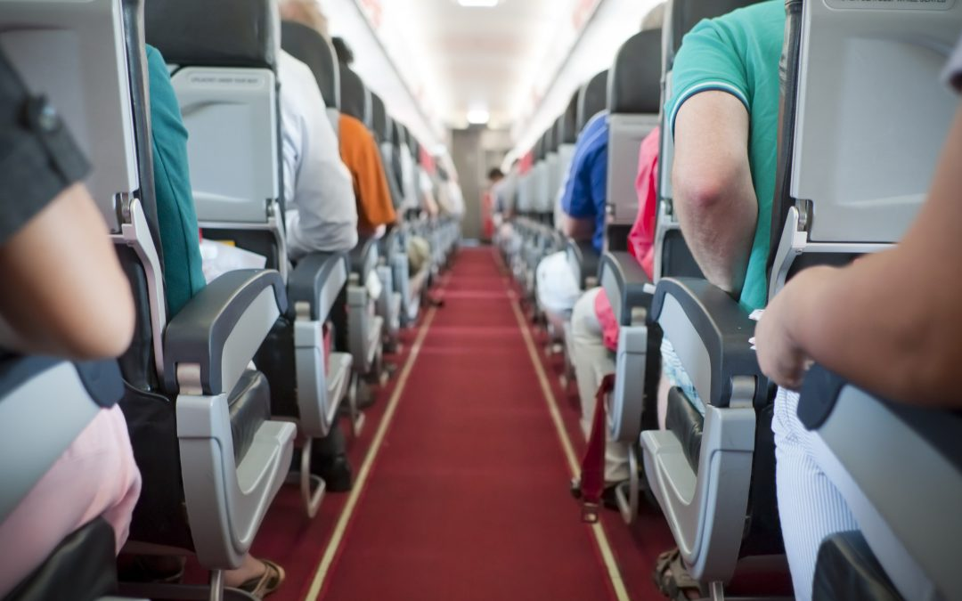 Responding to inflight medical emergencies can be stressful for doctors