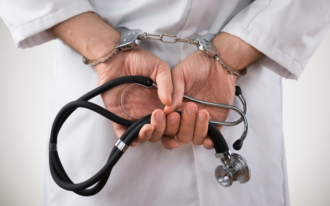 Should medical errors ever be considered criminal offences?