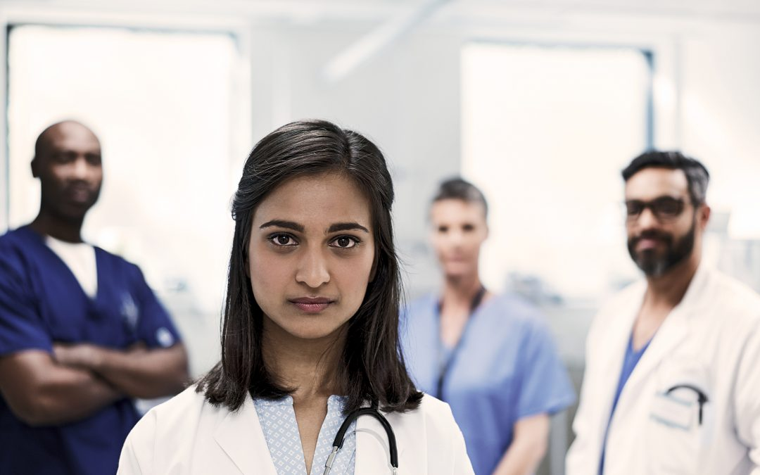 Why are women still earning less than men in medicine?