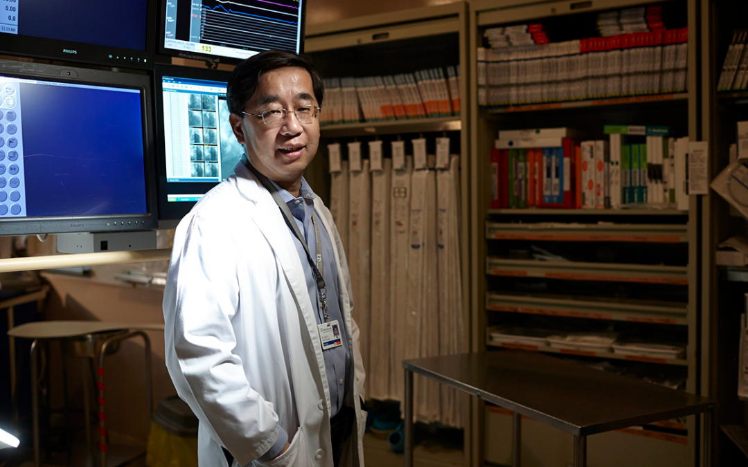 Dr. Jack Tu, a research superstar ahead of his time (1965-2018)
