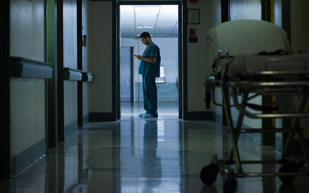 Medicine is one of the loneliest professions