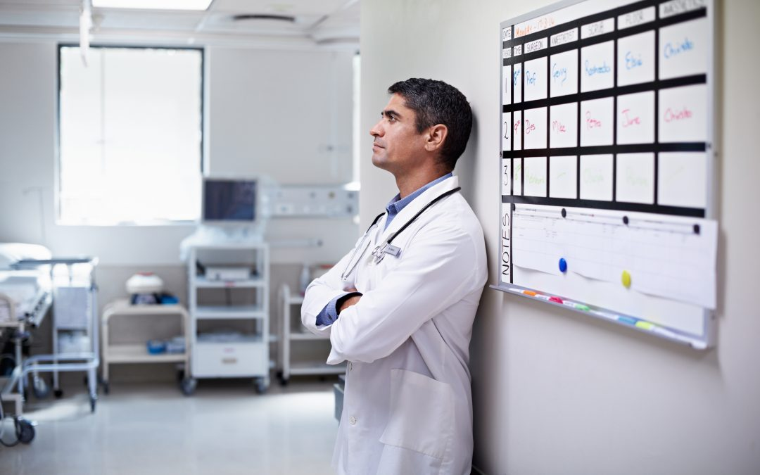 Do doctors experiencing burnout make more errors?