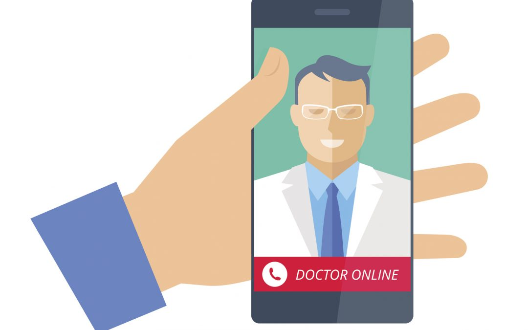 Telemedicine on the rise but lagging in Canada