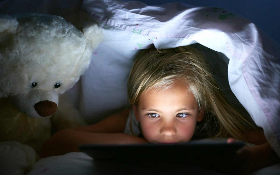 Overscheduled and glued to screens — children are sleeping less than ever before
