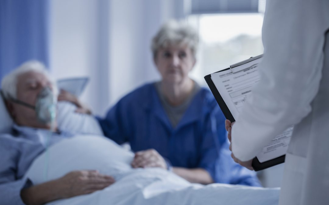Why many doctors still find it difficult to talk about dying with patients