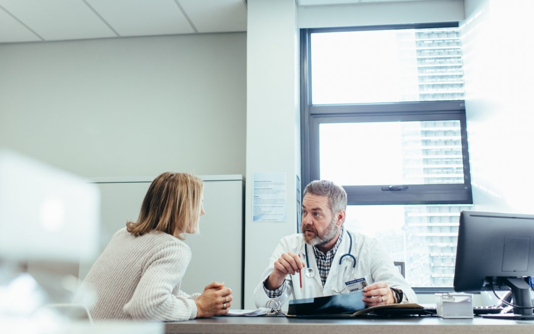 Why do patients often lie to their doctors?