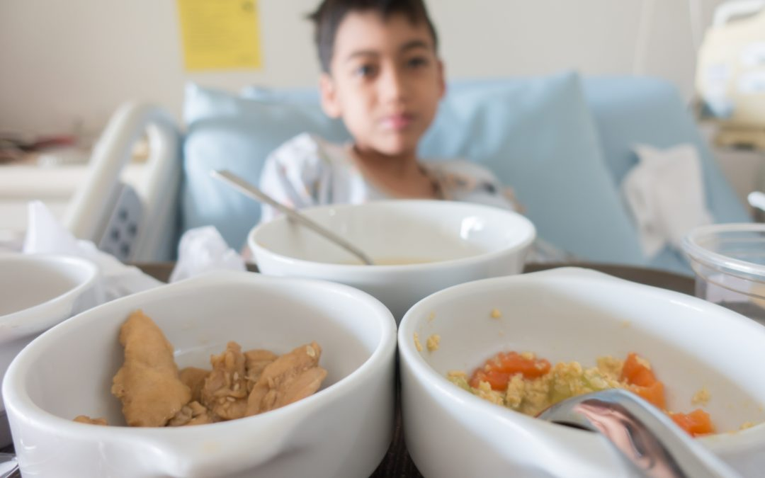 One in five hospitalized children is malnourished