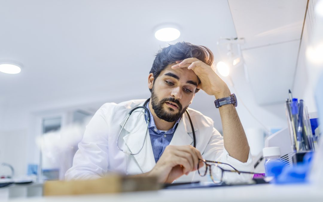 Doctors dissatisfied with medical careers at high risk of burnout