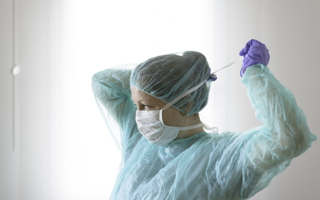 Canada's PPE crisis isn't over yet, say doctors