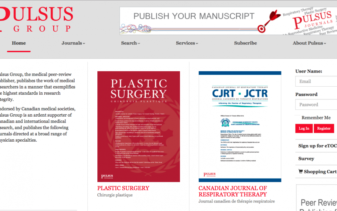 Alleged predatory publisher buys medical journals