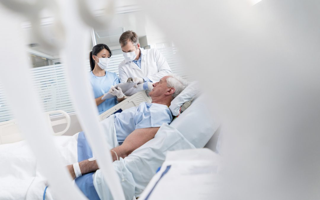 One in 18 patients harmed in hospital