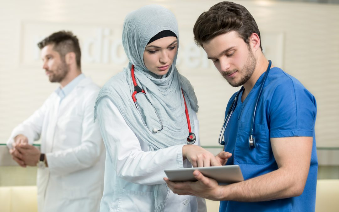EHR access and training still lacking for medical trainees