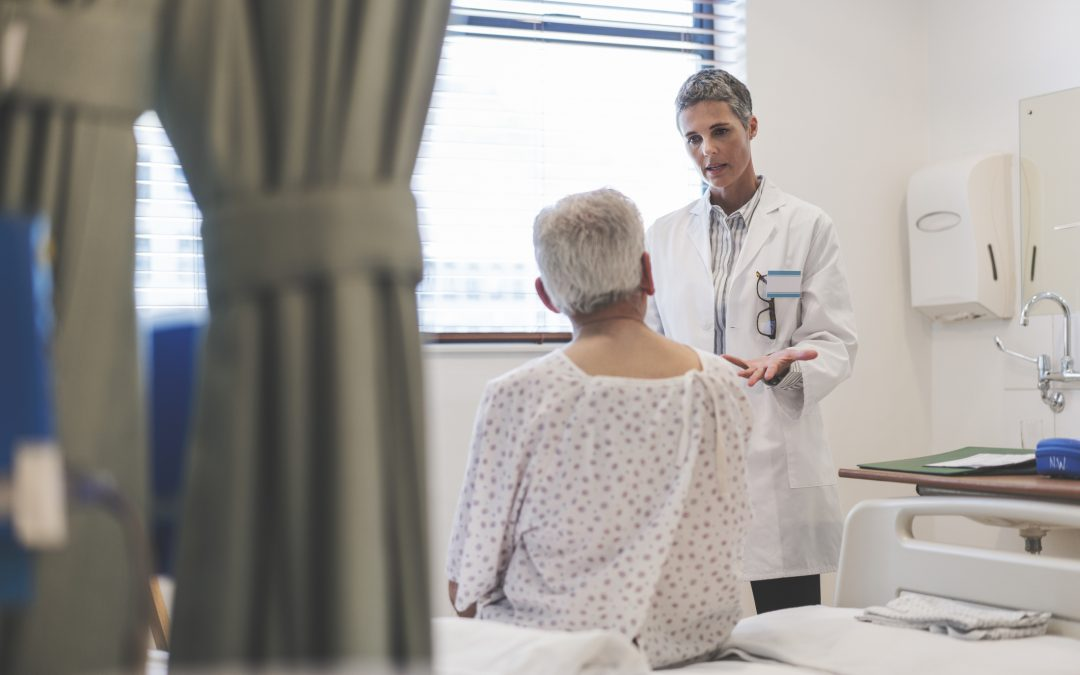 How female physicians are supporting each other in addressing professional inequities