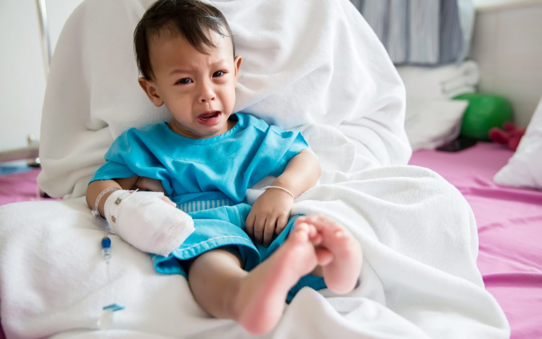 Poorly managed childhood pain can have lifelong consequences