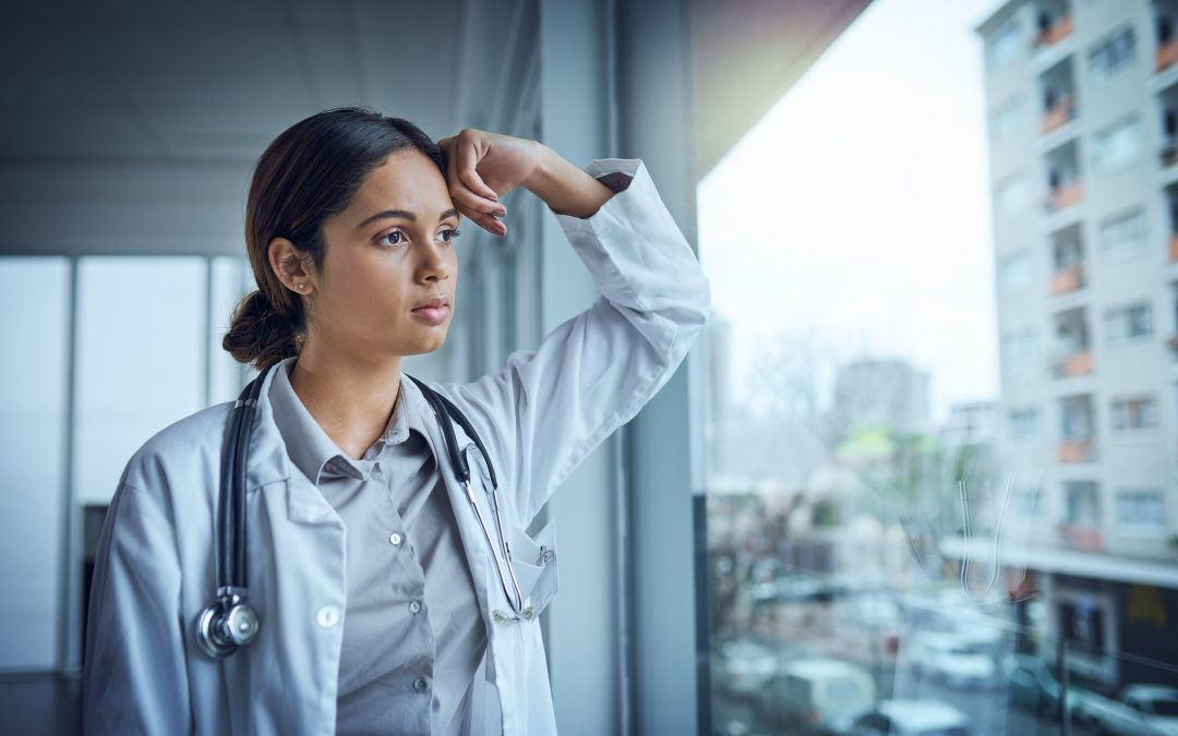 Stress of first postgraduate year leaves mark at cellular level for medical trainees