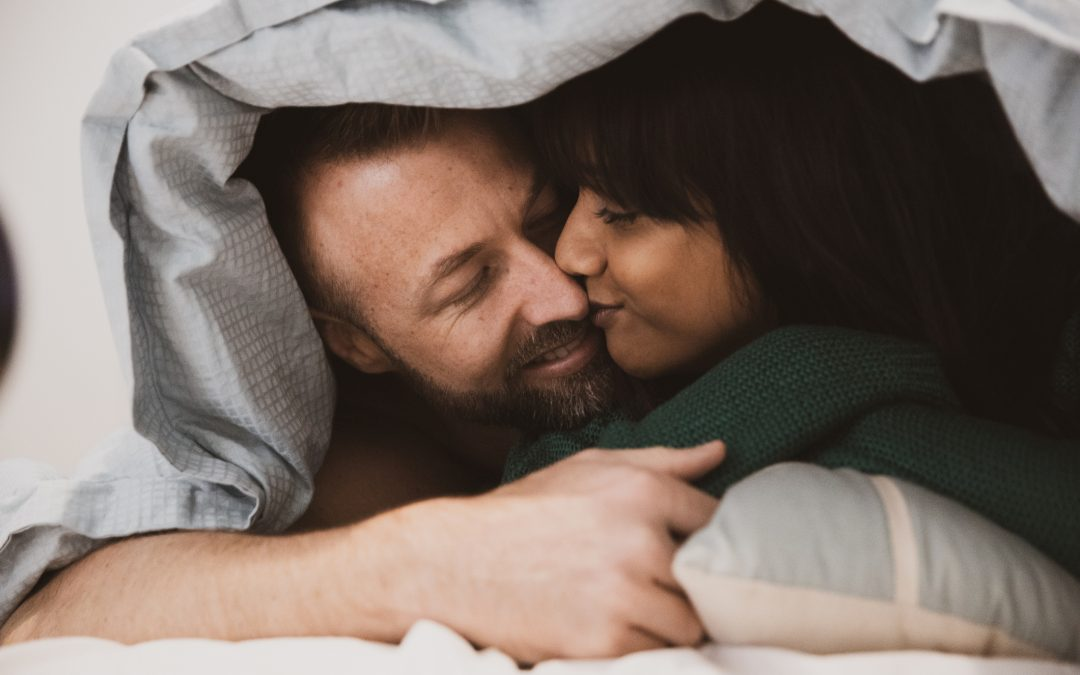 Why doesn't sleep advice talk about sex?